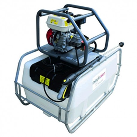 400L Pressure Washer Skid Unit
