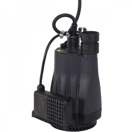 130 ltr/min Submersible Drainage Pump (Shallow Water Control)