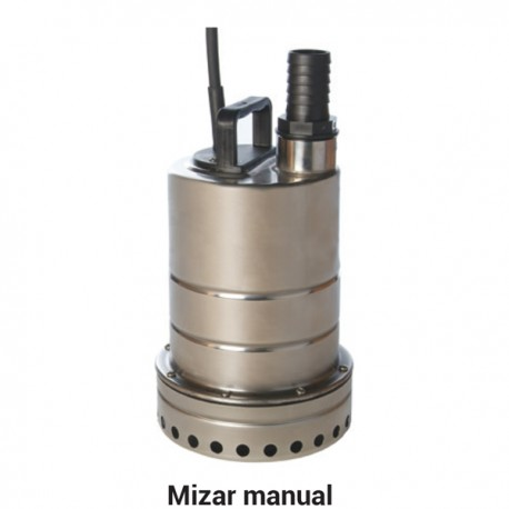 150 - 225ltr/min Submersible Drainage Pump (304 stainless)