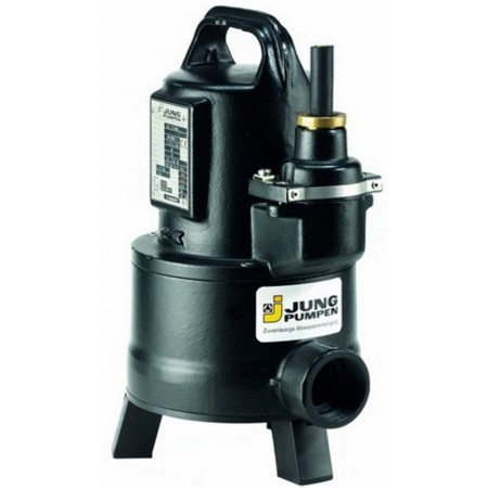 US73EX & 103EX Heavy Duty Submersible Sump Pump
