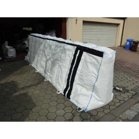 Quick Wall Surface Barrier (5m length x 1.15m height)