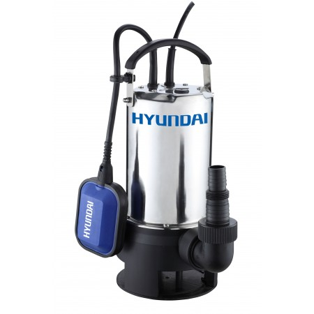550W Electric Submersible Dirty Water S/Steel Pump - 38mm Hose fitting