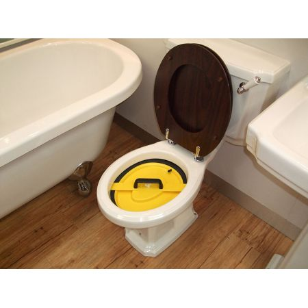 Flood Toilet Seal in 3 Seizes