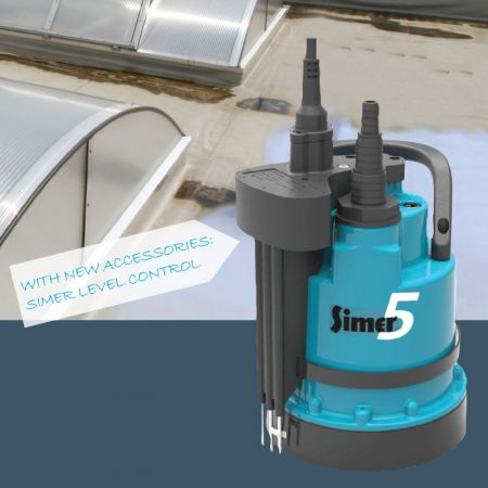 Simer Submersible Sump Pump