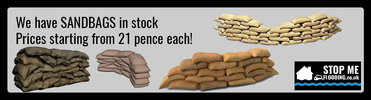 sandbags in stock